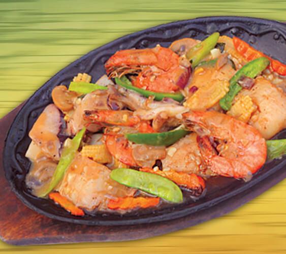 Seafood Supreme